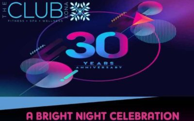Join our 30th Anniversary Celebration Night!